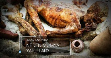 Antik Mısırlılar Neden Mumya Yaptılar?