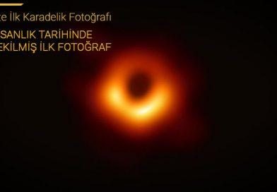 Çığır açıcı ilk kara delik fotoğrafı tarihi bir toplantı ile duyruldu