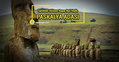 Paskalya Adası: Dünyanın En Yalnız Adalarından Birisi