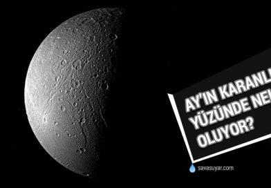Çin Uzay Aracı Ay'ın Karanlık Yüzünde