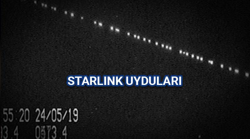 Starlink Amatör Çekim