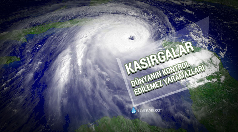 Kasırga Görüntüsü