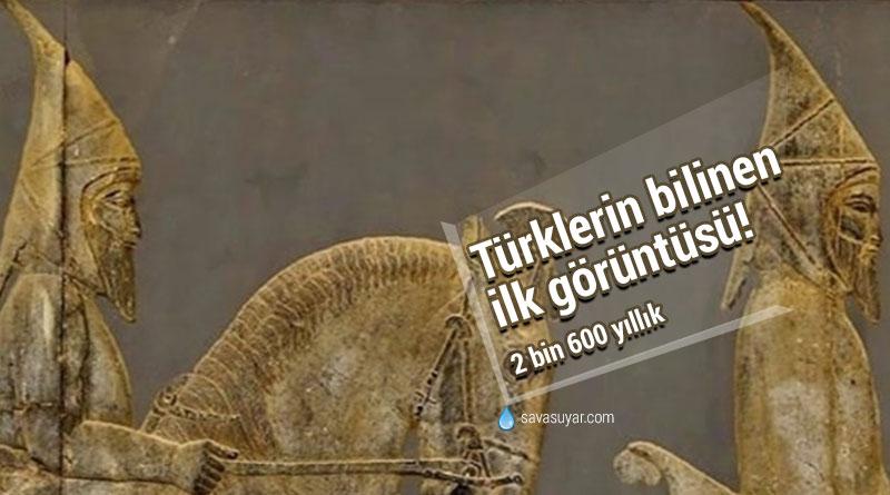 Türklerin İlk Resimleri: 2 bin 600 yıllık figürlerdeki Sır