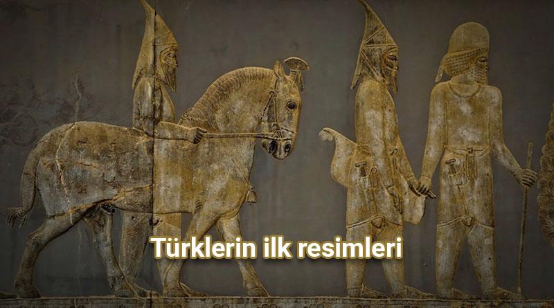 Türklerin ilk görüntüleri