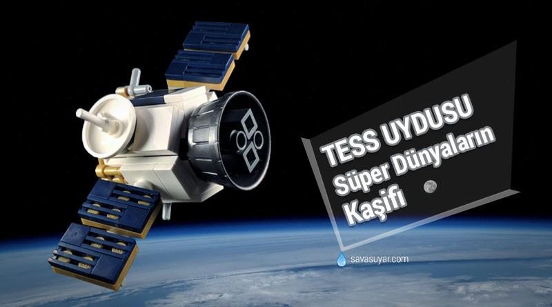 TESS Uydusu: Süper Dünyaların Kaşifi